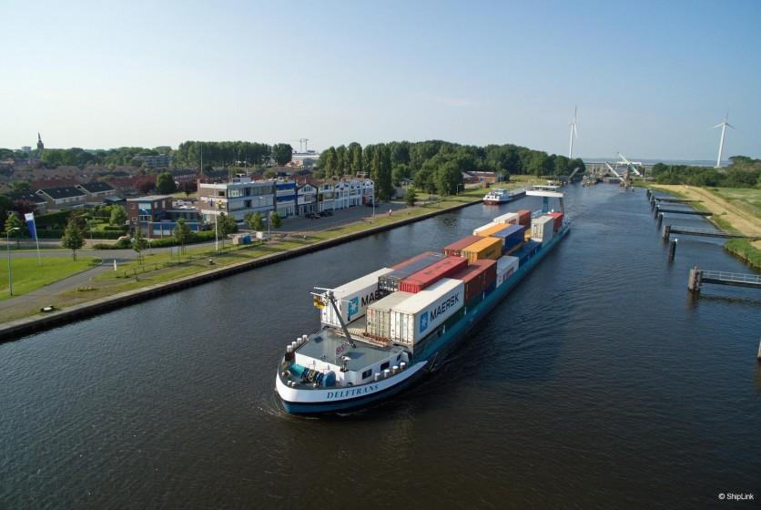 Delftrans Eemskanaal 2 Shiplink.nl