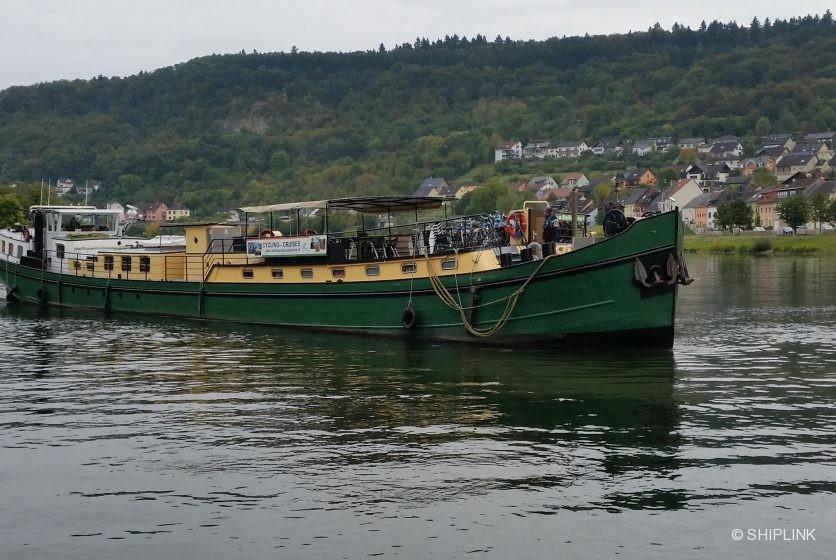 LaBelleFleur arriving in Wasserbillig 2